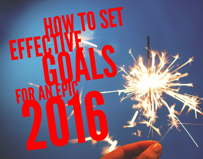 How to set Effective Goals for your Game Audio Career in 2016